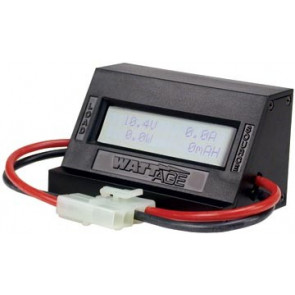 WATT-AGE DCM DIRECT CURRENT METER