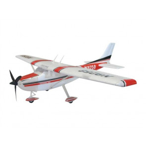 FLYFLY HOBBY Cessna 182 EPO Mini Plane RTF 2.4G Mode 2 Red