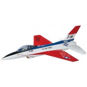 Great Planes F-16 Fighting Falcon EDF ARF 22.5""