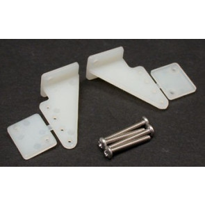 Great Planes Nylon Control Horns Large (2)