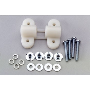 Great Planes Nylon Nose Gear Blocks
