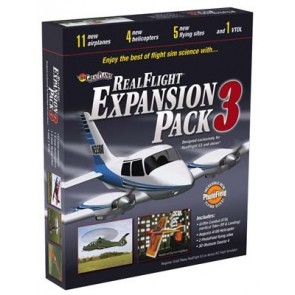 Great Planes Realflight Expansion Pack 3 G3.5