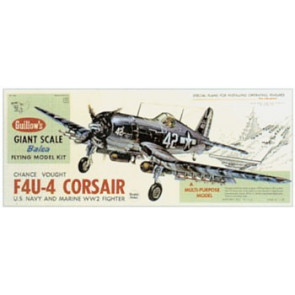 Guillows Vought F4U-4 Corsair Model Kit
