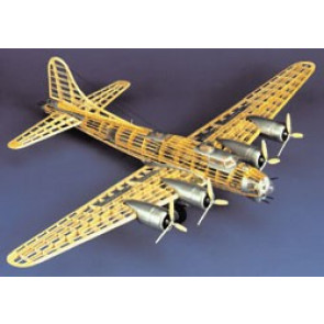 Guillows Boeing B-17G Flying Fortress Model Kit