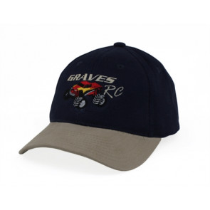 GRAVES RC HOBBIES CAR HAT