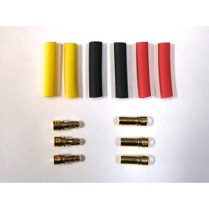 INNOV8TIVE DESIGNS  3.5 mm Bullet Connectors