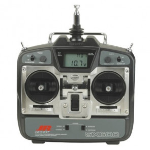 JR SX600 Ultralight Transmitter with RS6UL SM22