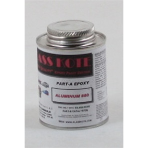 KLA80 KLASS KOTE PART A EPOXY ALUMINUM 8 OZ.