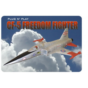 KONDOR MODEL PRODUCTS CF-5 Freedom Fighter - Plug n' Play - 64mm EDF