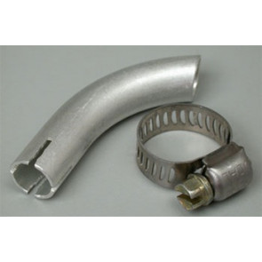 MAC'S MUFFLERS EXHAUST DIVRTR/CLAMP 7/16