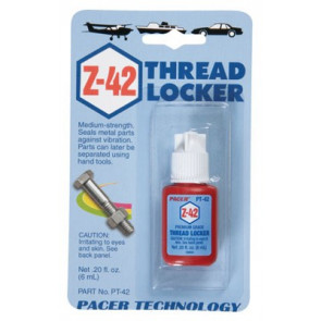 PAAPT42 PACER Z-42 THREAD LOCK .20OZ