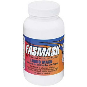 Parma Fasmask Liquid Paint Mask 8 oz