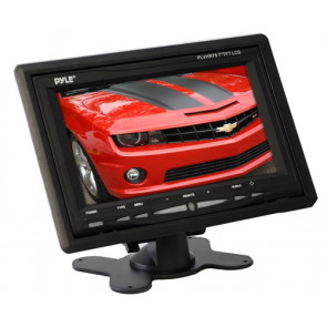 "Pyle View 7"" Widescreen TFT/LCD Video Monitor"