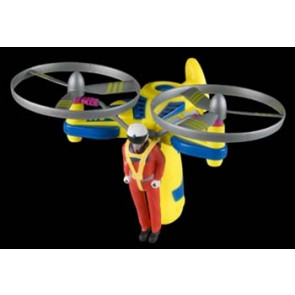 Revell Tuff Bird Quantum Flyer Yellow