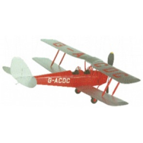 RADICAL RC Flair Mini Classics Series Tiger Moth DH82A