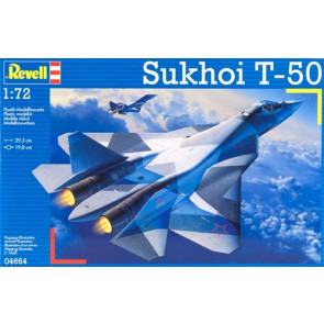 Revell Germany 1/72 Sukhoi T-50 Model Kit
