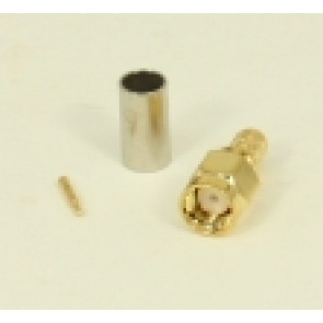 Coaxial RF Connector Adapter, J-3