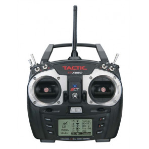TACJ2650 Tactic TTX650 6-Channel 2.4GHz SLT Computer Transmitter