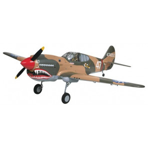 Top Flite P-40 Warhawk Giant Scale ARF 86""