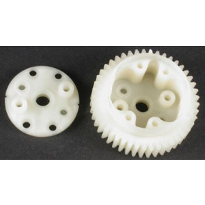 Traxxas Differential Gear/Side Cover Plate/Screw