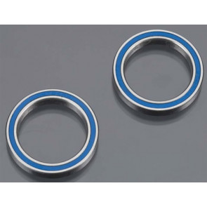 Traxxas Ball Bearings Blue Rubber Sealed 20x27x4mm (2)