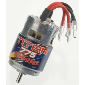 Traxxas Motor Titan 775 10-Turn/16.8 Volts