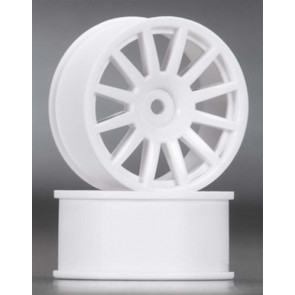 Traxxas Wheels 12-Spoke White (2)