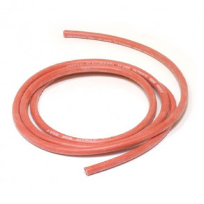 12GA WIRE 1FT RED