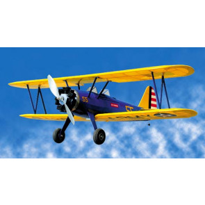 Alien Aircraft Stearman PT-17 Kit