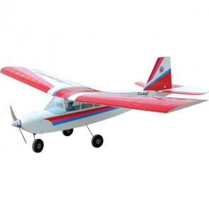 Airborne Models Super Frontier Senior .46 ARF, Red