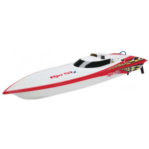 AquaCraft Rio 51Z Off-Shore Gas 2.4GHz RTR Red