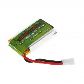 Dromida LiPo 1S 3.7V 350mAh Battery Verso Quadcopter