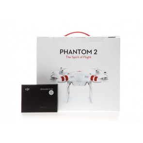 DJI PHANTOM 2 READY TO FLY QUADCOPTER with H3-3D GOPRO GIMBAL