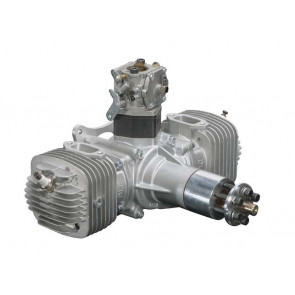 DLE Engines DLE-120cc Twin Gas w/Electronic Ignition