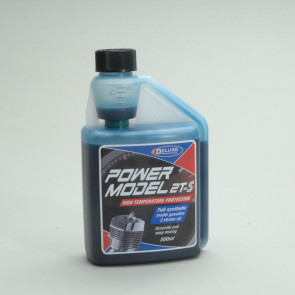 Deluxe Materials PowerModel 2T-S, 2 Stroke Oil, 500ml