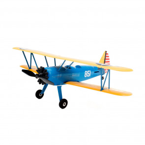 E-Flite UMX PT-17 BNF with AS3X Technology
