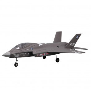 FMS F-35 V2 PNP, 64mm Fan: Gray