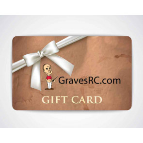 Graves RC Gift Card