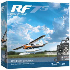 Great Planes RealFlight 7.5 w/ InterLink Elite Mode 2