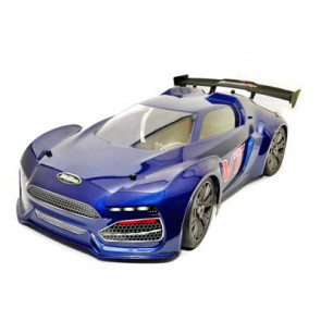 HoBao Racing New Hyper VT 1/8 On-Road GT Nitro RTR Blue