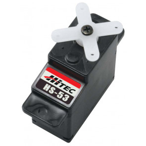 Hitec HS-53 Budget Feather Servo