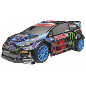 HPI Racing 1/8 Ken Block WR8 3.0 Ford Fiesta 2.4 RTR
