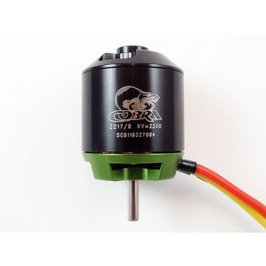 Cobra C-2217/8 Brushless Motor, 2300kv