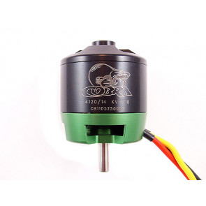 Cobra C-4120-14 Brushless Motor, 710Kv