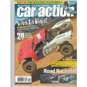 RC Car Action Magazine, October 2016