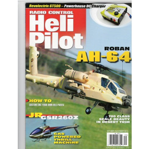 RC Heli Pilot Magazine, October/November 2016