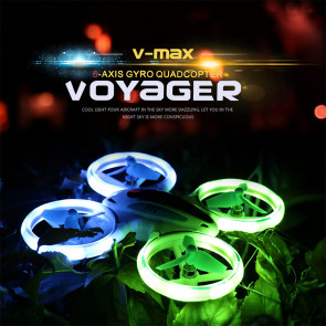 IMEX Multicolor Light Mini Drone Small RC Helicopter Quadcopter Dron For Kids