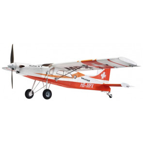 Multiplex Pilatus PC-6 Turbo Porter EP RR Red 49.2""