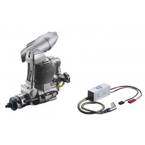 O.S. GF30 4-Stroke Gas w/Muffler w/Ignition Module