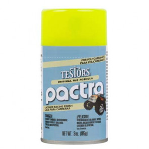 Pactra Fluorescent Yellow 3oz